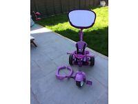 Little Tikes 4 in 1 Trike - Purple