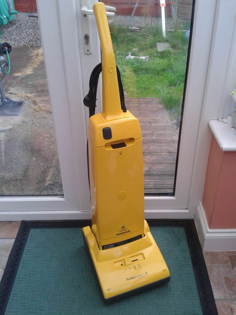 Hoover Turbo Power 2 Upright 900w Hoover Vacuum Cleaner