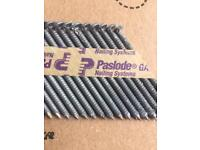 PASLODE GALVANISED-PLUS RING NAILS 2.8 X 51MM