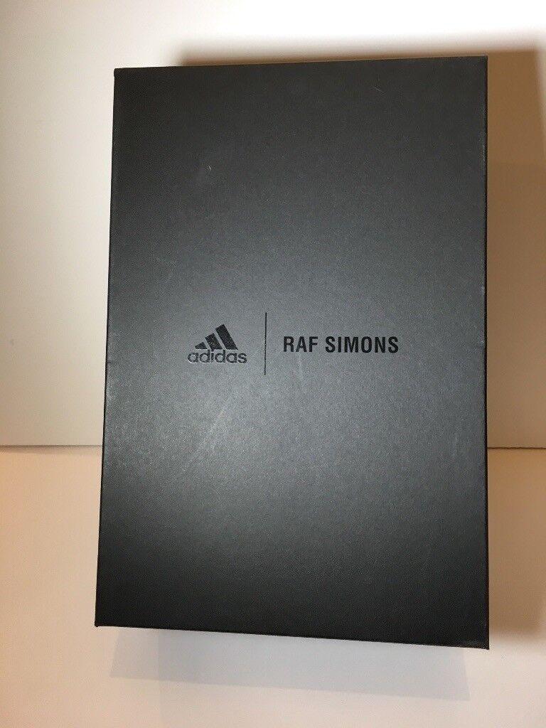 5d60086534a5 Raf simons for Adidas-Cream detroit runner