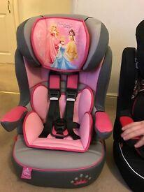 Unused Disney Magnificent Car Seat