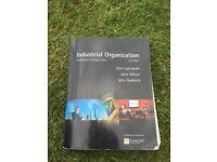 Textbook: Industrial Organization, 2nd Edition, Lipczynski, Wilson and Goddard