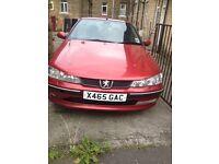 Car for sale Peugeot 406 diesel, leather seats excellent car