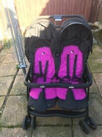 Joie twin buggy