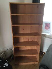 Wooden Bookshelf VERY GOOD CONDITION