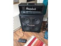Randall RH300 G3 300 Watt Guitar Amplifier Head and Cab
