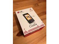 LG COOKIE - BRAND NEW - NEVER BEEN USED - FREE SIM