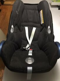 Baby seat toddler car seat safe