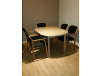 Dining Tables & 5 Chairs
