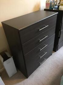 Chest of drawers (2 units)