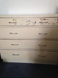 Chest of Draws (4 draws)
