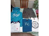 Designer bundle of boys clothes ( Animal/Saltrock) age 11-12