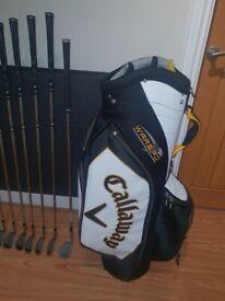 Callaway warbird golf set