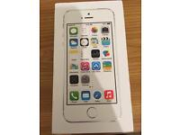 Apple iphone 5s *32gb* Silver