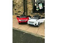 12v & 24v, Parental Remote & Self Drive, Kids-Ride-On,Opening Doors, LED Lights,(Bradford)From