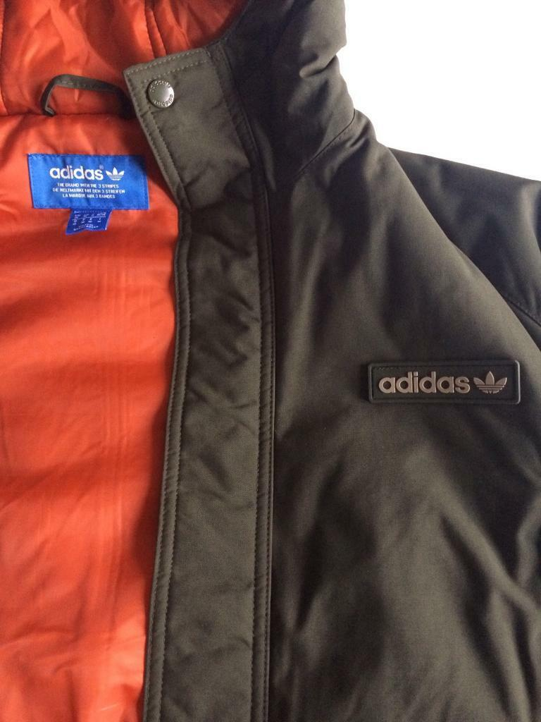 Adidas Originals Padded Parka