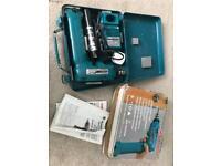 MAKITA 6093DW CORDLESS 9.6V DRIVER DRILL comes with Charger, Metal Box, Original Box & Instructions.