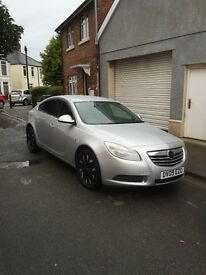 "2009 Vauxhall insignia 1.8 exclusive """"exceptional condition for year"""""