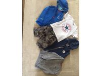 Branded Boys Clothes. Age 4-7. Collection Only. Very Good Condition.