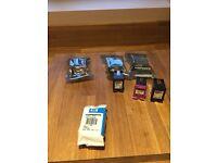 Ink cartridges HP301XL, HP300XL, HP301 colour and black