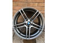 """BMW 313 style front alloy wheel 19"""" 8J"""