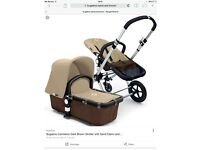 Bugaboo camelon brown/sand