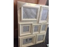 3 collage picture frames