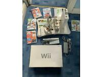 Nintendo Wii and all accessories