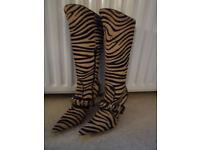 Designer Boots size 5 Karen Millen
