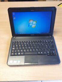 Sony vaio netbook for sale