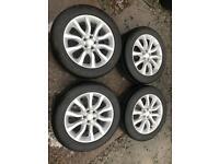 Land rover Range rover sport 20 inch alloys wheels x5 wheels