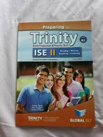 Trinity ISE II book with answers