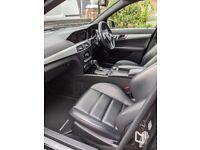 Mercedes-Benz, C CLASS, Saloon, 2012, Semi-Auto, 6208 (cc), 4 doors