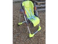 High chair. Baby children