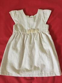 Christening/party dress 12months/80 cm
