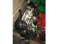 Zx6r engine