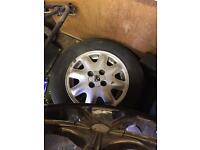 Vauxhall vectra original wheels