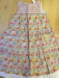 Lovely flower dress, H&M