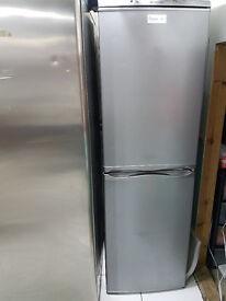 Grey Hotpoint Fridge Freezer £90
