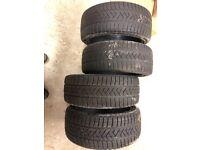 Pirelli Sottozero Winter Tyres 205/40 (Fiesta St)