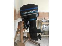 Mercury Outboard Engine 70HP