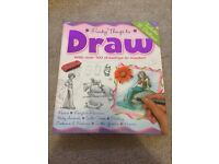 Childrens How to Draw Book