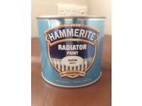 Hammerite radiator paint
