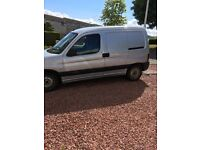 Citroen berlingo 1560cc full year mot great van new clutch very clean & tidy ply lined