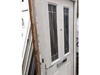 Steel Lined Front Door (1000 x 2140) - £150.00 Bargain