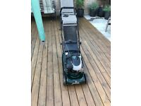 Hayter harrier 41 lawn mower