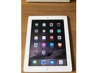 White apple ipad 32gb