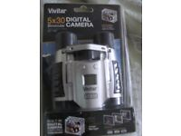 VIVITAR 5x30 BINOCULAR DIGITAL CAMERA (Brand New & Boxed)
