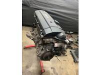 BMW E36 2.5 M52 engine E30 conversion
