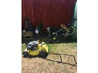 Petrol grass cutter